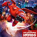 Concours Les Nouveaux Héros Disney et Carrefour Online