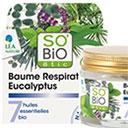 échantillon test de baume respiratoire So'Bio étic