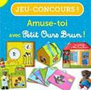 Jeu concours Petit Ours Brun
