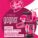 Jeu concours Pink Lady