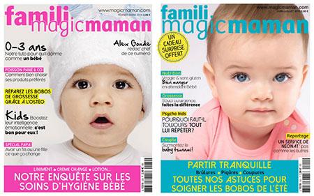 Bon plan abonnement au magazine Famili à 7,90€