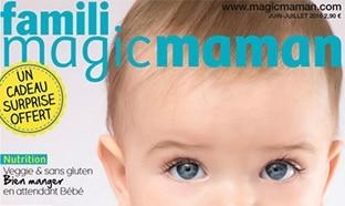 Bon plan abonnement au magazine Famili
