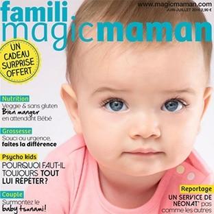 Magazine Famili : Abonnement pas cher à 7,90€