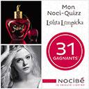 Concours Nocibé et Lolita Lempicka