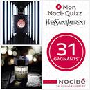 Concour Nocibé et Yves Saint Laurent