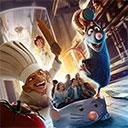 Concours Ratatouille et Disneyland Paris