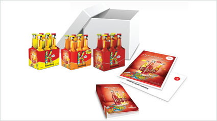 Bières K by Kronenbourg gratuites à recevoir