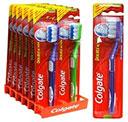 échantillon test de brosse à dents Colgate