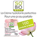échantillon test de soin So'Bio Etic