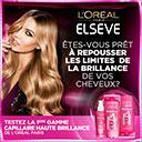 - Un shampoing Haute Brillance - Un démêlant Haute Brillance - Un gloss extraordinaire booster de brillance  échantillon test Elsève de L'Oréal