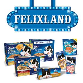 Concours Felix Purina : Réductions et 231 cadeaux à gagner
