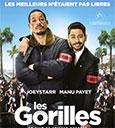 Concours Speed Rabbit Pizza et le film « Les Gorilles »