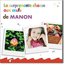 Livre personnalisé Kinder gratuit