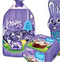 Promotions et Réductions Milka Pâques