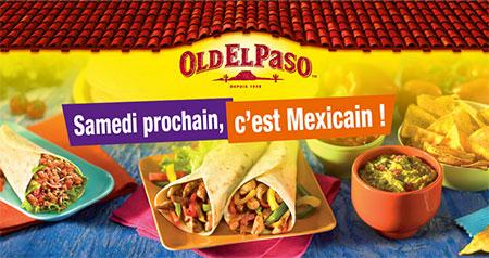 Test gratuit de produits Old El Paso