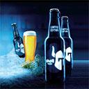 Bière Skoll Tuborg Phospho gratuite