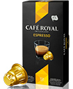 Bon plan Café Royal