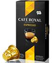 Bon plan Café Royal