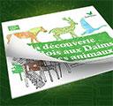 Cahier de coloriages Center Parcs gratuit