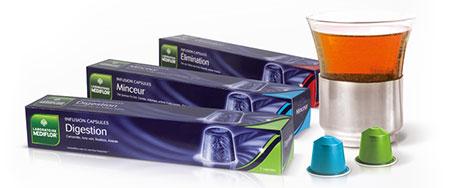 Testez les infusions Mediflor