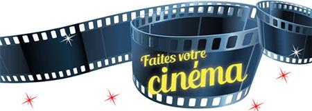 Jeu concours Carrefour Faites votre cinéma