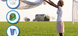 Echantillons : Doseurs de lessive prétraitants gratuits