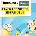 Jeu concours Kärcher et Les Minions