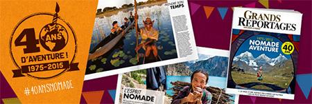 Edition spéciale : 40 ans d'aventure - 40 plus beaux voyages