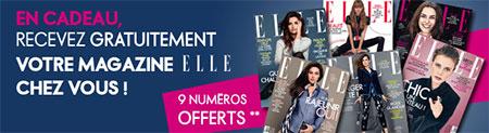 Magazines Elle gratuits