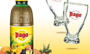 Gagnez des verres Pago