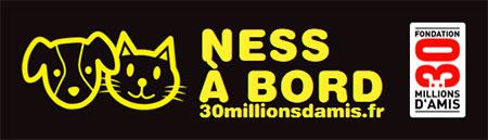 Stickers Animal à bord personnalisés gratuits