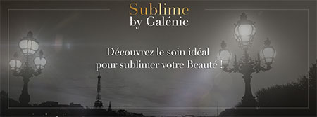 Sublime by Galénic - Diagnostic