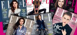 9 numéros gratuits du magazine ELLE (version papier)
