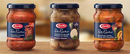 Testez gratuitement les sauces Pesto Rustico de Barilla