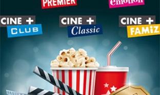 Chaînes Ciné+ gratuites en clair sur Orange TV