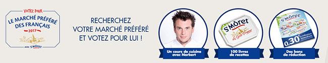 """Jeu-concours Saint Môret """"Votez pour votre marché préféré"""""""