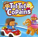 Jeu concours TutTut Copains de Vtech et Consobaby