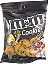 échantillon test de Mini Cookies M&M's