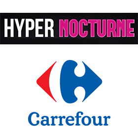 Hypernocturne Carrefour : magasins et promotions