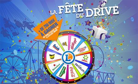 Jeu concours E.Leclerc Drive