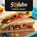 échantillon test de sandwiches Sodebo