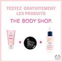 échantillon test de produits The Body Shop