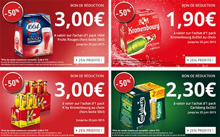 Coupons de réduction Beertime