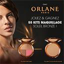 Jeu concours Marie Claire et Orlane Paris