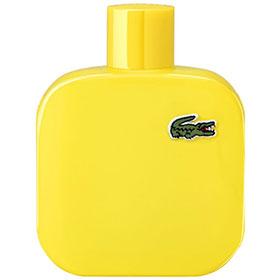 Echantillons de parfum Lacoste L.12.12 jaune