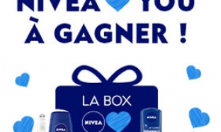 Concours Nivea loves you