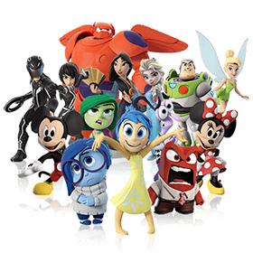 Jeu concours Candy'Up Disney Infinity : 252 cadeaux à gagner