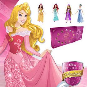 Concours Disney Princesses : 81 lots à gagner