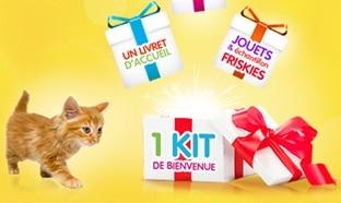 Jeu Friskies : 5814 Kits pour chatons gratuits