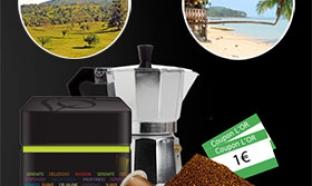 Concours L'Or Espresso : 13401 lots à gagner